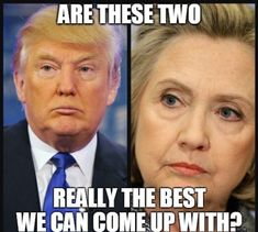 Trying to choose between these 2 is like trying to choose which type of cancer you want. We have gone from great presidents to corrupt liars who want to destroy the middle class. Wake up people. #FeeltheBern