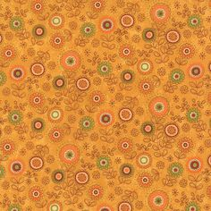 1/2 Yard  HELLO FALL  Golden Rod  Cosmos  by by lavendarquilts  https://www.etsy.com/listing/191162230/12-yard-hello-fall-golden-rod-cosmos-by?ref=shop_home_active_22