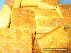 Simple cheese cornbread recipe, proja