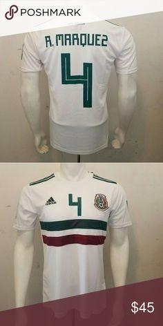 ffa0d5c4a RAFA MARQUEZ MEXICO AWAY JERSEY WORLD CUP 2018 RAFA MARQUEZ MEXICO AWAY  JERSEY WORLD CUP 2018