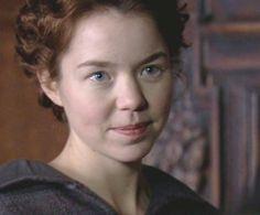 Anna Maxwell Martin, as the Hon. Charlotte de Grey - the dazzling social hostess, second wife of William Gosling. (hear Anna talk of her role as Cassandra Austen: http://www.bbc.co.uk/radio4/womanshour/01/2007_10_mon.shtml)