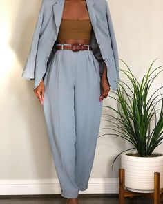New arrivals are live on the site Classy Outfits, Chic Outfits, Vintage Outfits, Vintage Fashion, Fashion Outfits, Travel Outfits, Vintage Clothing, Look Fashion, Urban Fashion