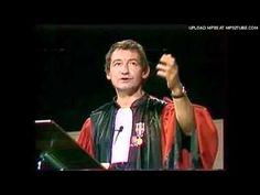 Pierre Desproges - le mime marceau
