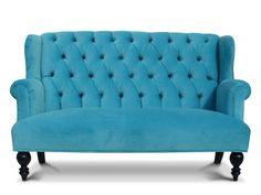 Jennifer Delonge Parker Child Sofa, available at #polkadotpeacock. #peacocklove #jenniferdelonge