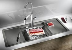 kitchen sinks from Germany's No. advantages, colours and features at a glance Kitchen Sink, Colours, Home Decor, White People, Room Decor, Home Interior Design, Home Decoration, Interior Decorating, Home Improvement