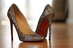 one day, Christian, you and I will meet. And by that I mean: your shoes will be on my feet.