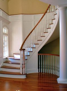 Mitch Ginn Design - Chris Parrott Homes  - Staircase - www.mitchginn.com
