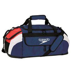 pretty nice c3fad 5a883 Speedo Medium Pro Duffel at SwimOutlet.com - Free Shipping