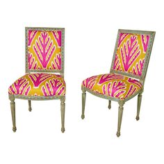 Funky Furniture, Furniture Styles, Unique Furniture, Side Chairs, Dining Chairs, Eclectic Chairs, Bodhi Tree, Take A Seat, Louis Xvi