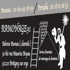 Ramonage RAMONAGE91 - 1 - Ramonage91 Entretien Cheminée -