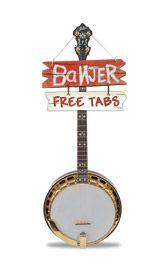 Banjo Ben's Free Banjo Tabs