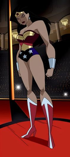 For Wonder Woman Week a female comic book reader reflects on why Wonder Woman didn't resonate with her until earlier this year. Bruce Timm, Wonder Woman Pictures, Justice League Unlimited, Wonder Woman Cosplay, Black Lightning, Wonder Women, Marvel Vs, Fit Chicks, Dc Comics