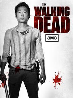 The Walking Dead #BlackAndWhite