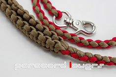 Easy / simple version of how to ... 4 plait round braid made dog lead