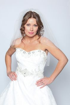 Alison King who plays Carla Connor