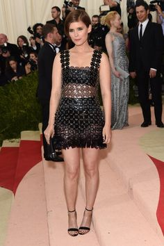 dc211c5e3a Pin for Later  Kate Mara Had the Most Practical Style Solution For the Met  Gala