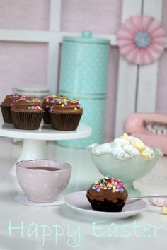 Passion 4 baking » Super Moist Chocolate Cupcakes