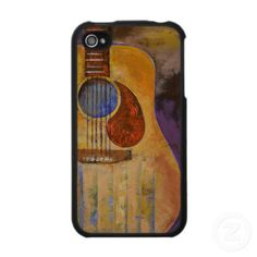 Amazing photos and graphics of all kind of guitars are just great for your custom designer iPhone case. Check out these artistic designs.