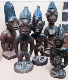 Group of Ere Ibeji