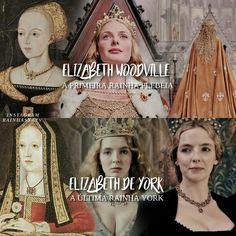 Elizabeth Edwards, Elizabeth Of York, Anne Of Cleves, Anne Boleyn, The White Queen Starz, Reign Quotes, Anne Neville, Wives Of Henry Viii, Elizabeth Woodville