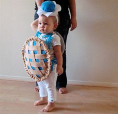 blueberry pie toddler Halloween costume