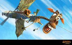 The Art of Madagascar 3