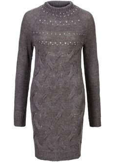 Hosszú pulóver Divatos hosszú pulóver • 5999.0 Ft • bonprix Pull Long, Oversize Pullover, Outfit Zusammenstellen, Flirt, Pulls, High Neck Dress, Mini, Sweaters, Tops