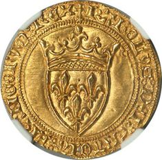 Uncirculated Gold NGC Certified French Coins for sale Medieval, French Coins, Coin Design, Gold Money, Gold And Silver Coins, Coins For Sale, Gold Bullion, Beautiful Castles, World Coins