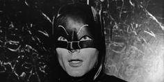 L'acteur Adam West qui incarnait Batman à la télévision est mort