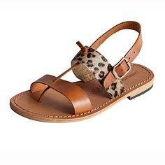 Sandals Animalier :-)