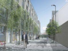 Cameron Road housing by Casper Mueller Kneer