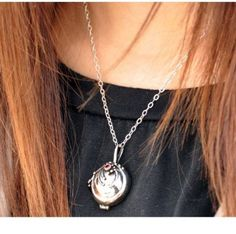 The Vampire Diaries Elena Vervain Necklace