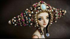A beautiful doll by Marina Bychkova