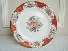 Diameter 30 cm Rosenthal Germany VINTAGE LARGE plate  cake plate