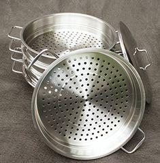Dumpling Steamer Stainless Steel Oriental Uzbek Mantovarka мантоварка манты For Sale Kitchen Items, Kitchen Utensils, Pots And Pans Sets, Pan Set, Large Pots, Fries In The Oven, Cookware Set, Dumplings