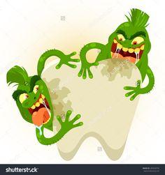 Dirty Teeth Clipart Rotten teeth stock vectors & vector clip art shutterstock