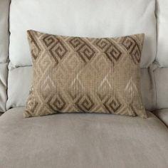 Greek Key Decorative Accent 18/45cm Designer Fabric