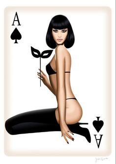 Pc102 - Ace of Spades by Jason Brooks