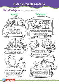 pdf fotocopiables ediba - Buscar con Google