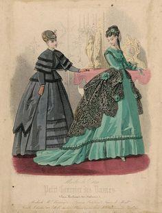 Petit Courrier des Dames 1869