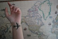 my fascination with planes...