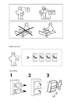 9c40edb3010dd2836e889867feffd136 can of beer ikea products ikea assembly manuals for sci fi devices designing for life,Ikea Instructions Meme