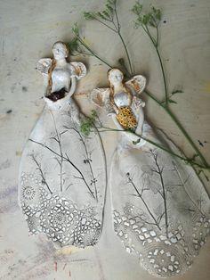 #ceramics #handmade #angel