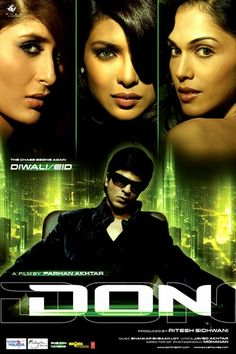 Don 2006 full Movie HD Free Download DVDrip