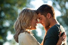 The Lucky One - Good movie and Good Book!