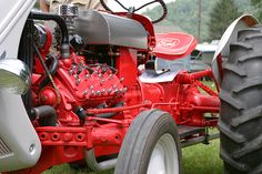 Ford 9 N Flathead V8 | This was at the AMEIA 30th Annual Dem… | Flickr