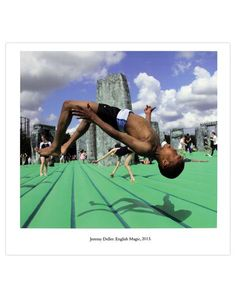English Magic, 2013 by Jeremy Deller. Limited edition vinyl of 300-pieces, hand signed and numbered by the artist, $300.00