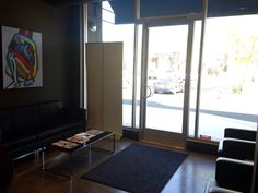 Waiting area http://chiropractorphoenix-thejoint.com/introductory-offer/?utm_source=Pinterest.com