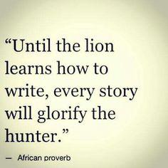 Write every  story