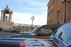 """""""Il fiume Potenza dalla sorgente alla foce"""" - Rievocazione storica organizzata dalla Scuderia Marche - 20 settembre 2015 Foce, Vehicles, Car, Automobile, Autos, Vehicle"""